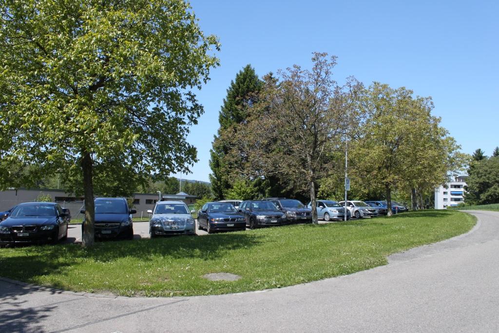 Parkplatz - by Orsi