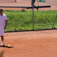 Action auf dem Centercourt - by Orsi