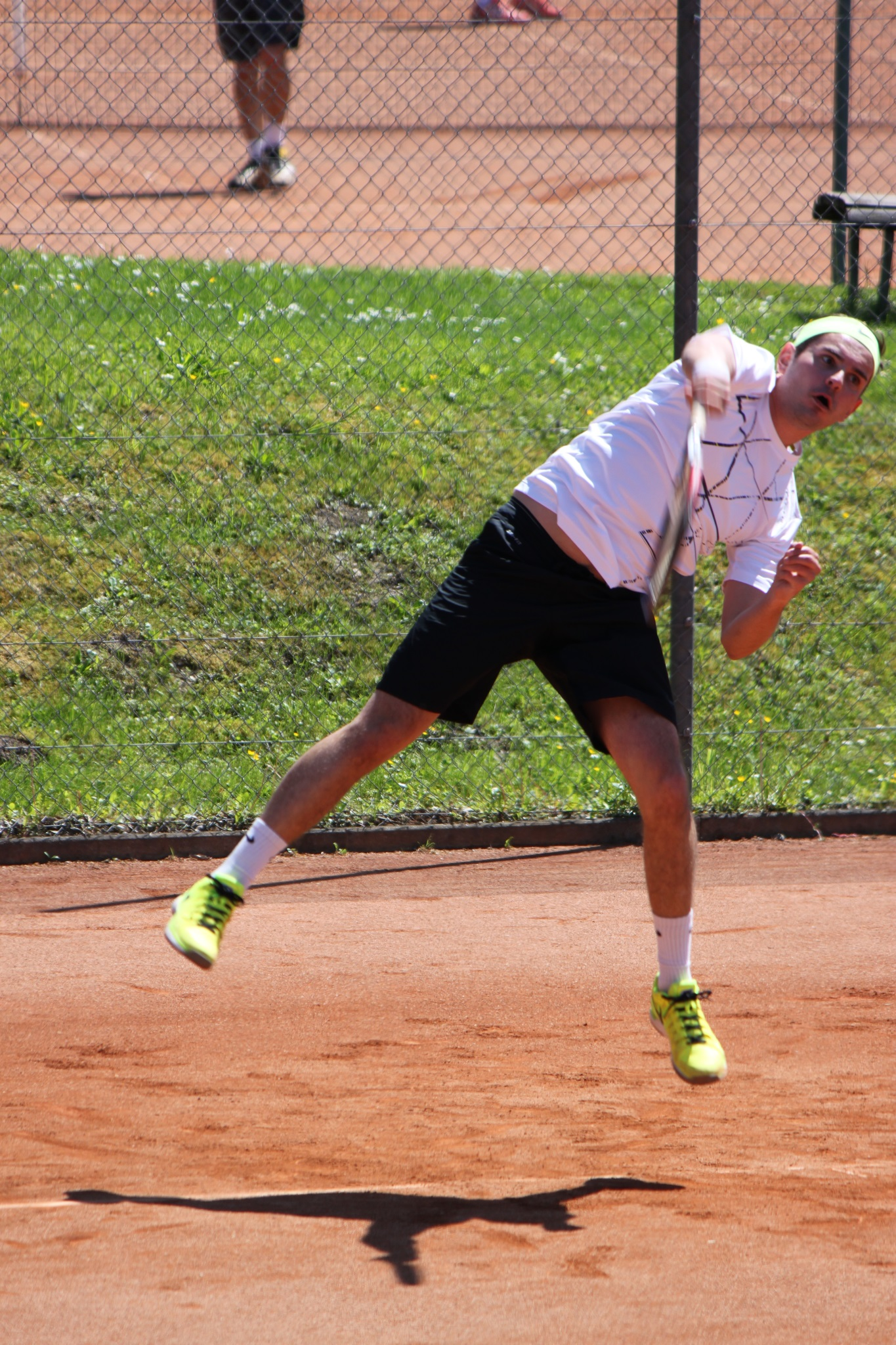 Oli in Action - by Orsi